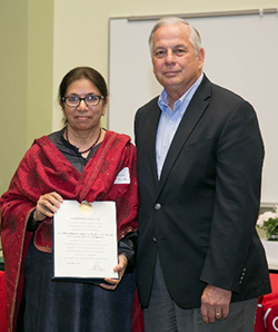 Rep. Gene Green recognizes Microfinance Program