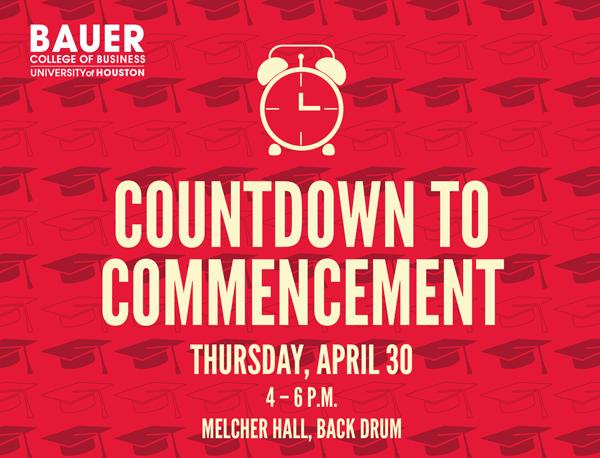 Thursday, April 30, 4-6 p.m., Melcher Hall, Back Drum