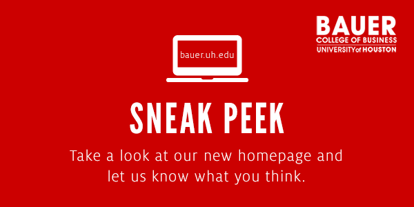 Take a brief survey about our Bauer homepage redesign.