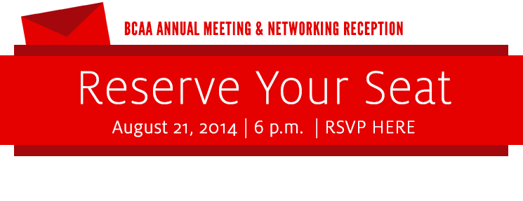 RSVP for the Alumni Meeting August 21, 2014