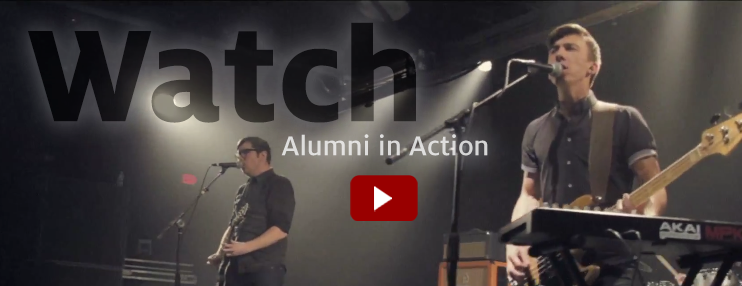 Watch Alumni in Action videos