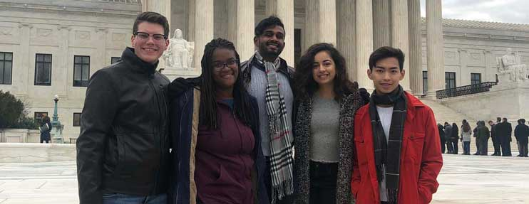 Bauer in D.C. Fellows Share Their January Experience