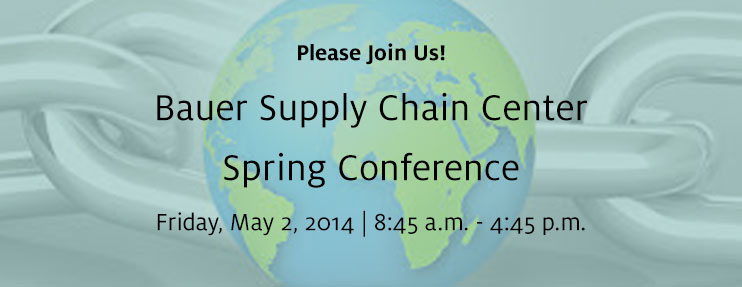 Bauer Supply Chain Center
