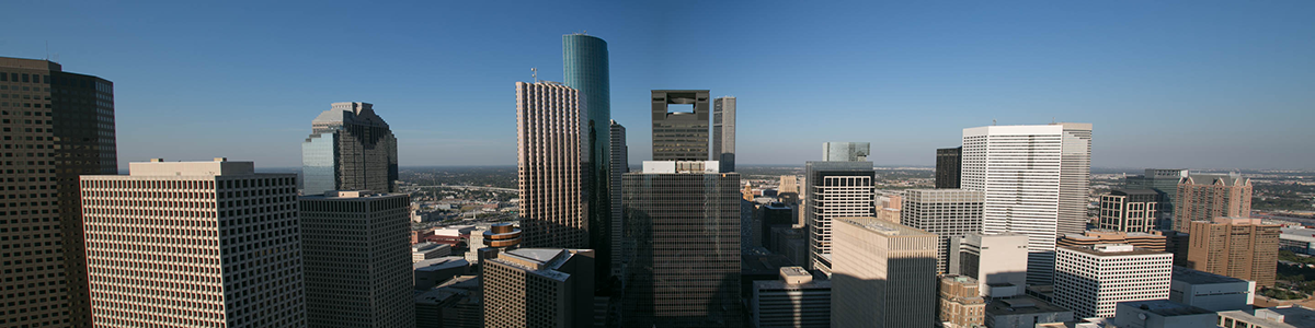 Houston Texas Skyline - IRF