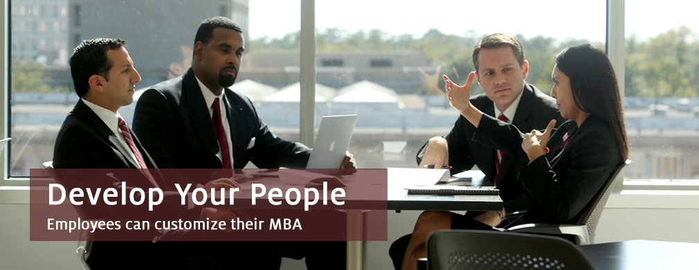 Develop Your People with a Bauer MBA