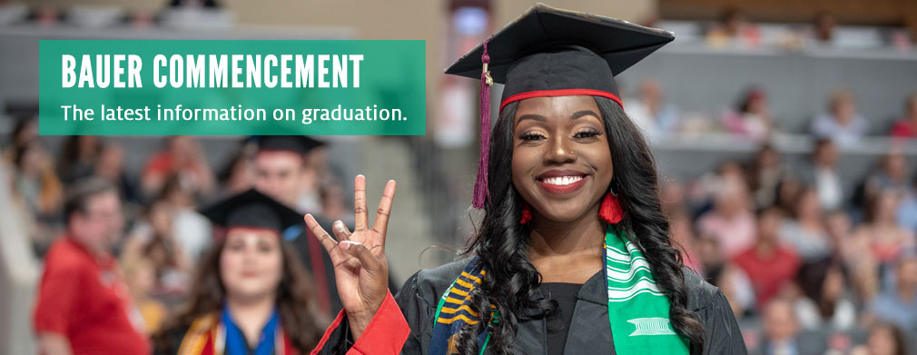 Get the Latest Commencement Information