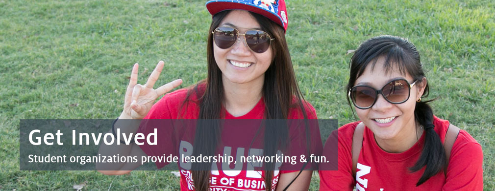 Get Involved with Bauer Student Organizations