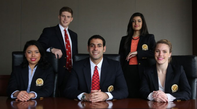 California Dreamin' business plan competition winners