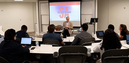 Photo: Sales Academy