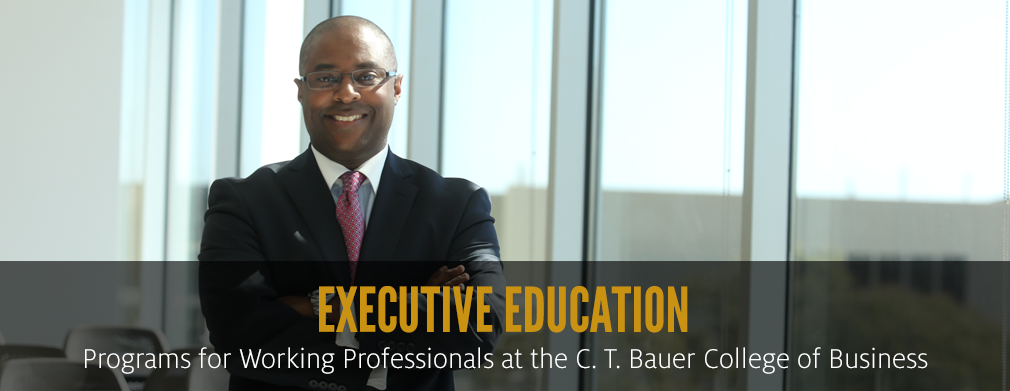 Executive Education: Programs for Working Professionals