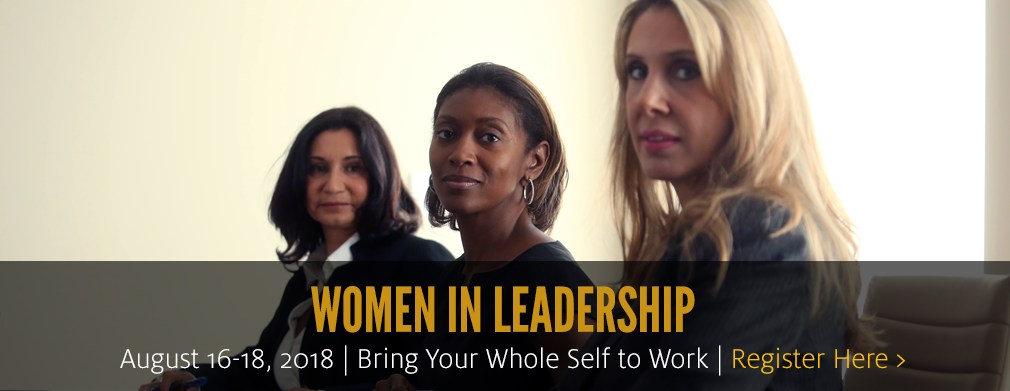 Women in Leadership: August 16-18
