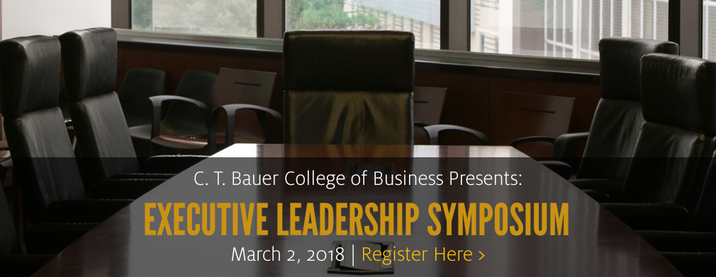 Executive Leadership Symposium