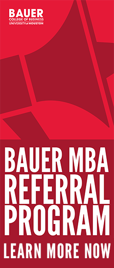 Learn More About the Bauer MBA Referral Program