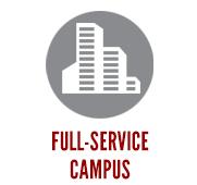full service campus