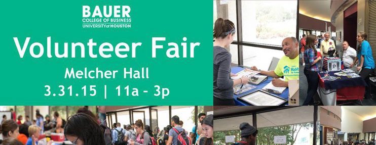 Spring Volunteer Fair