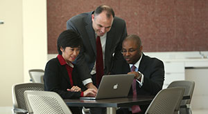 Bauer Executive MBA Students Login to begin using UHIRE