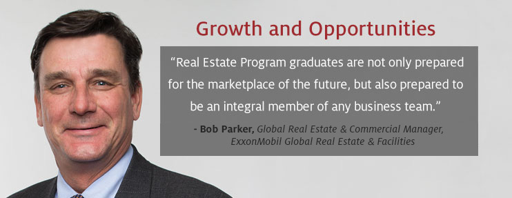 Graduate Real Estate Mentorship Program