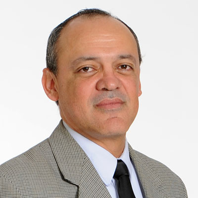 Leiser Silva, Associate Professor, Decision & Information Sciences