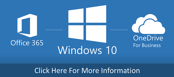 Coming Summer 2018. Windows 10. Click here for more information