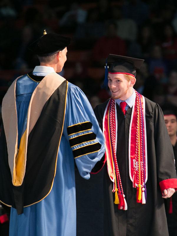 Undergraduate Commencement Ceremony Information