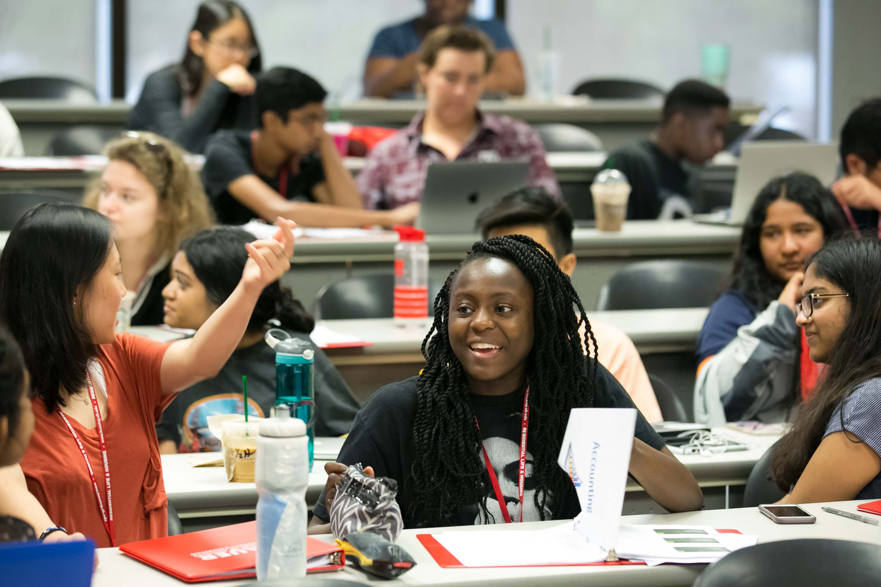 Summer Camps at C. T. Bauer College of Business at UH