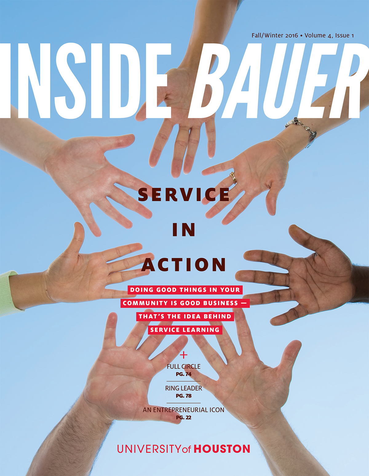 Inside Bauer Magazine: Fall/Winter 2016