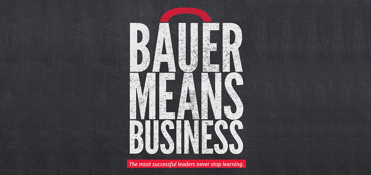 Bauer Means Business