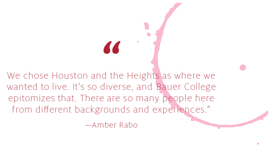We chose Houston and the Heights as where we