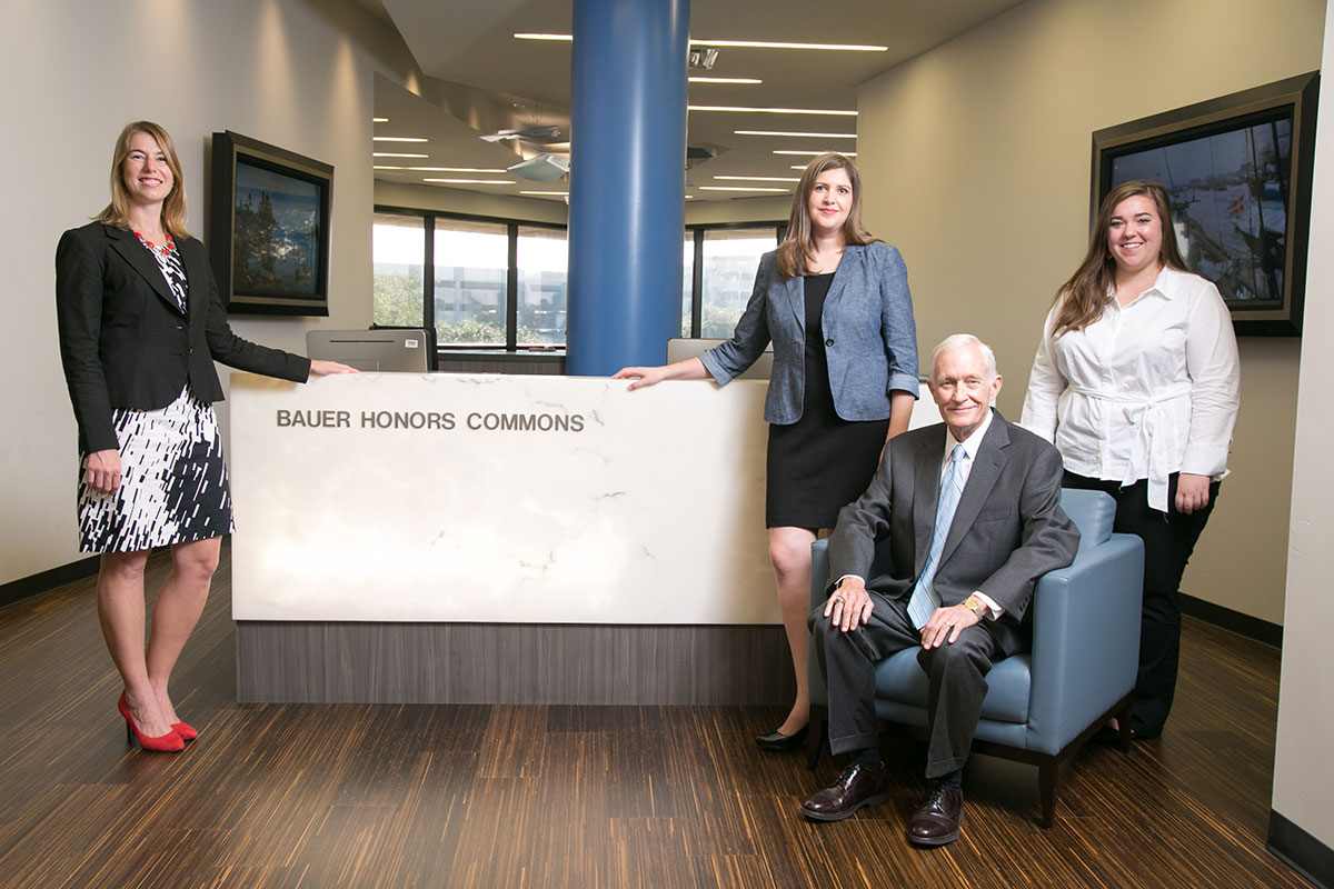 Bauer Business Honors Program