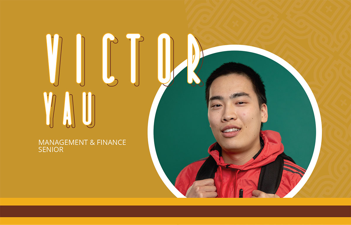 Victor Yao: Management & Finance Senior