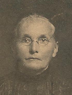 Mary Ann Hayes Parks 1851 Tn 1923 Ga