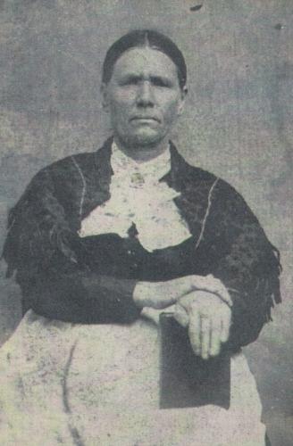 Mary A Loving 1799 Nc 1875 Bradley Tn Children William