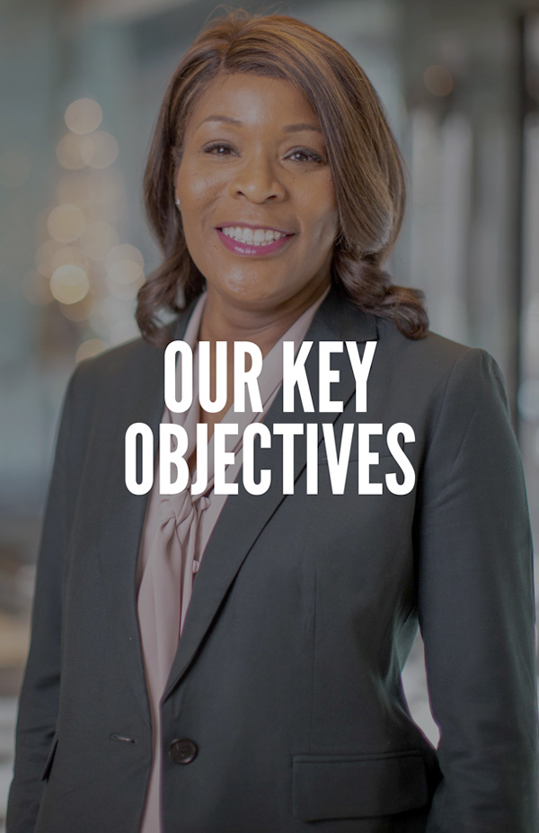 Our Key Objectives