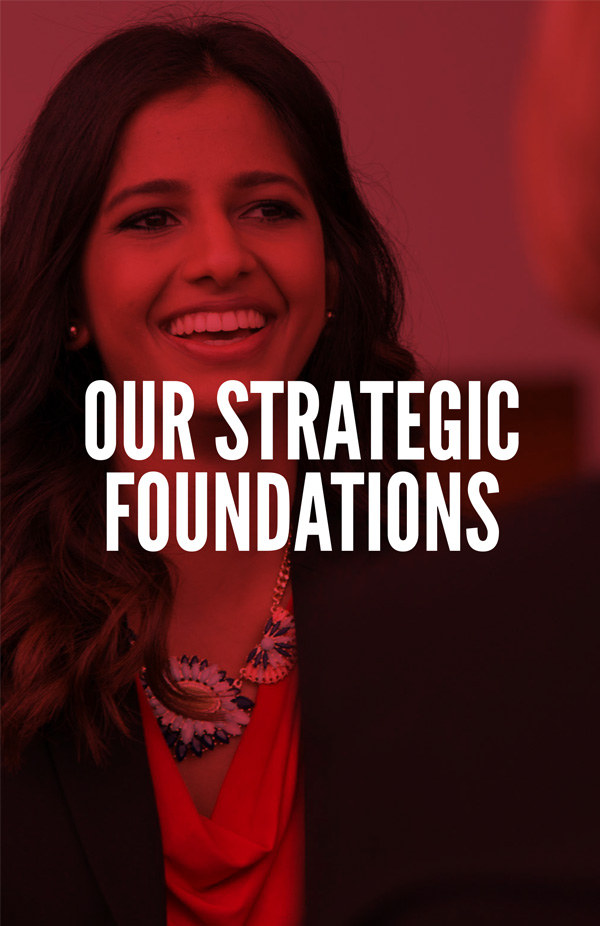 Our Strategic Foundations